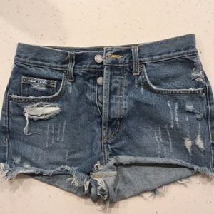 Carmar Los Angeles Jean Shorts